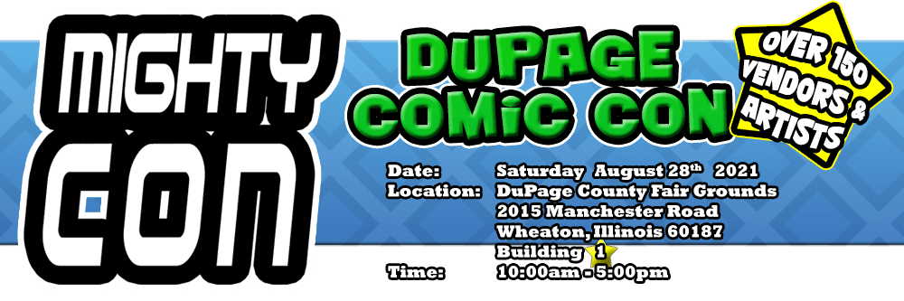 Dupage Comic Con